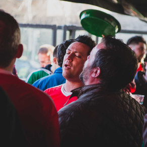 BLOG - Matchday in Photos: Ireland V Wales