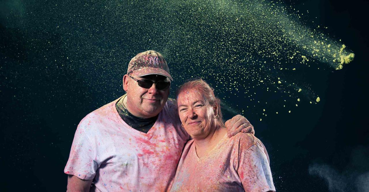 Colour Run SHoot - Denis Vahey Photography Commercial _ Portrait _ Advertising  (1 of 1)