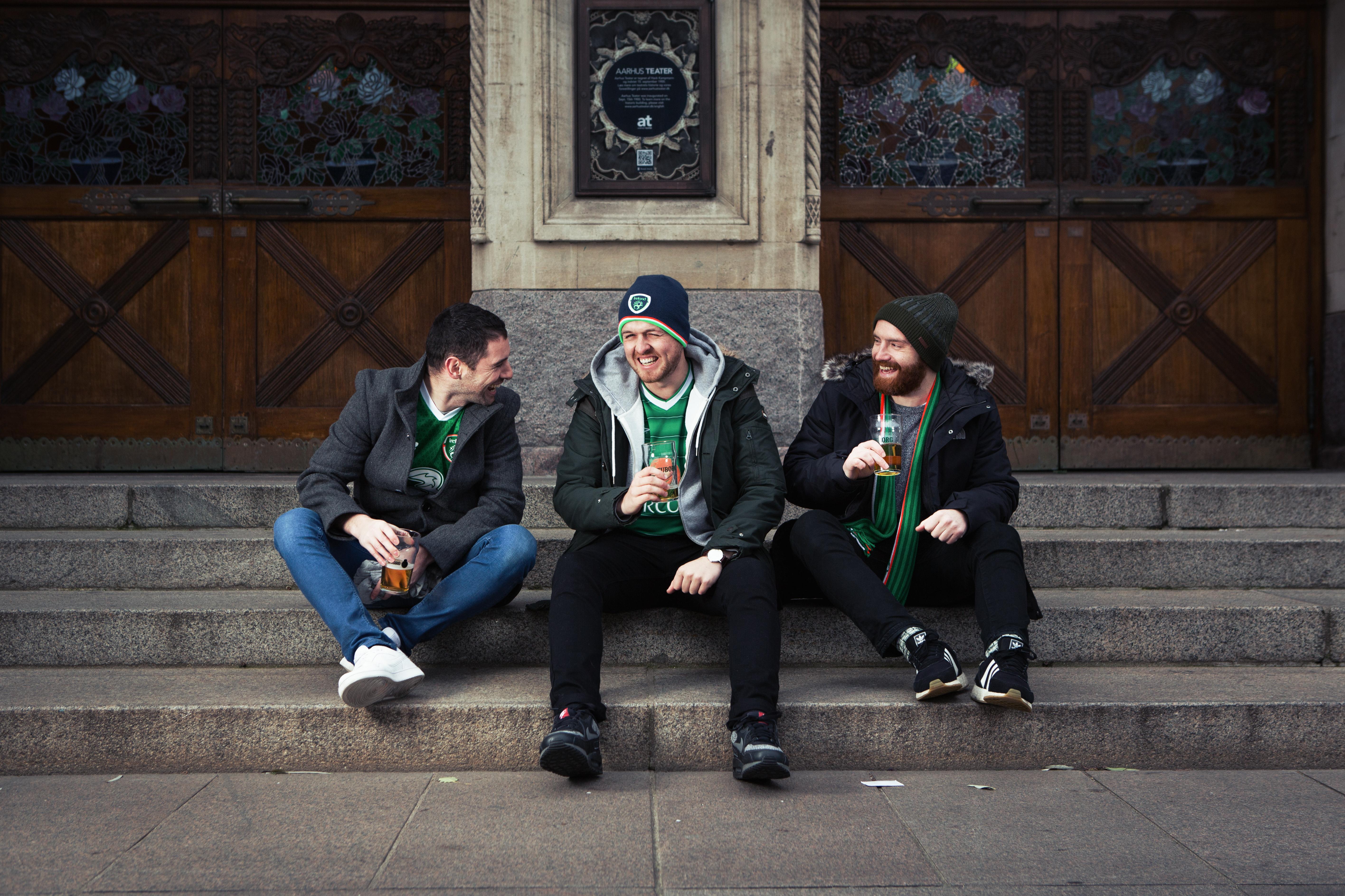 Green Army - Aarhus -2018 Denis Vahey Ph