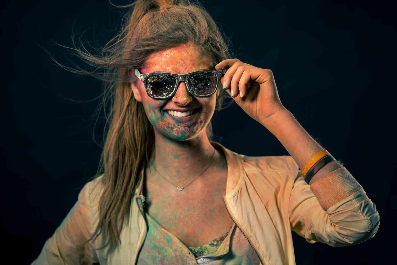 Colour Run  - Denis Vahey Photography Commercial _ Portrait _ Advertising