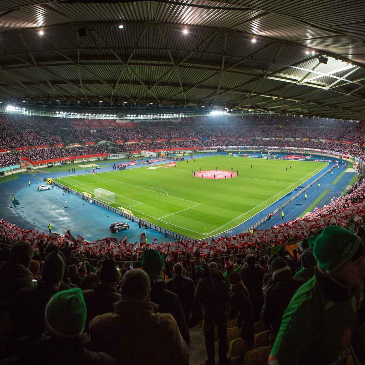 Stadium Panoramic