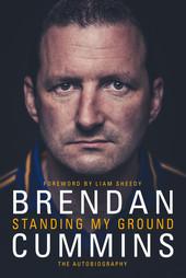Brendan Cummins Book Cover - Portrait