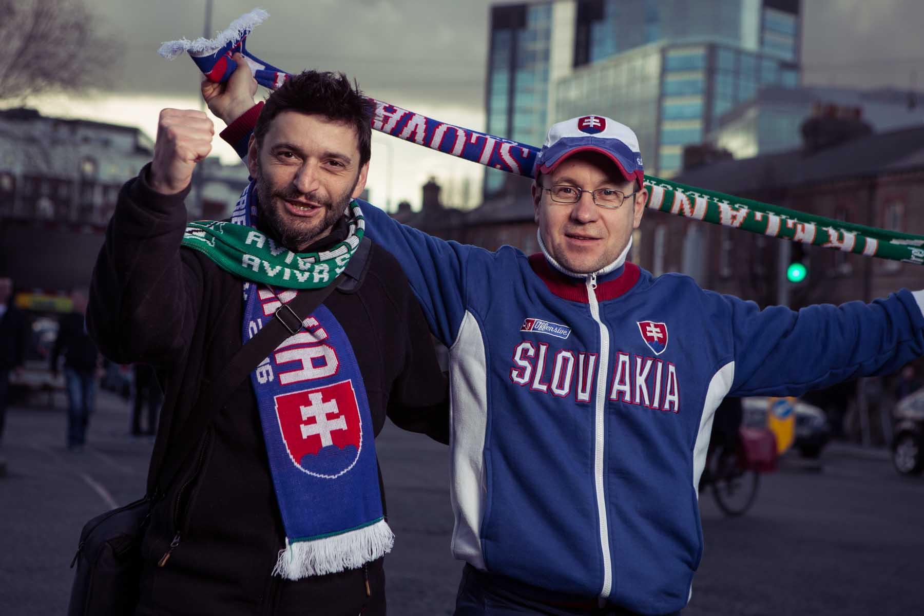 Slovaks in Dublin