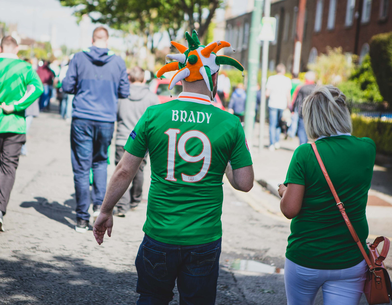 Match Day - Ireland 1-1 Austria WCQ June 2017 - Green Army - Denis Vahey Photography - Commercial _ Portrait _ Advertising - www.denisvahey.com-15