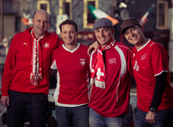 Swiss in Dublin