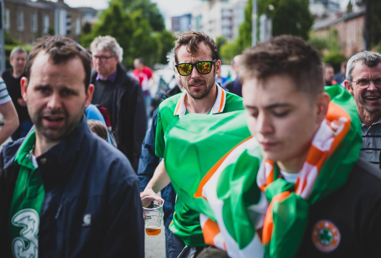 Match Day - Ireland 1-1 Austria WCQ June 2017 - Green Army - Denis Vahey Photography - Commercial _ Portrait _ Advertising - www.denisvahey.com-14