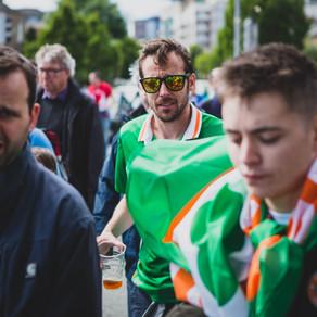 BLOG: Matchday in Photos: Ireland V Austria