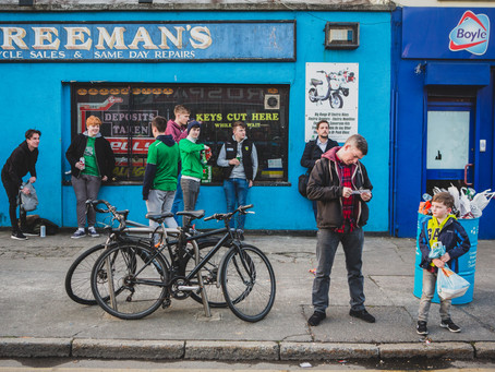 BLOG - Matchday in photos: Ireland V Iceland