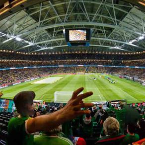 Match-day Photoblog: Stadium Panoramic Photos