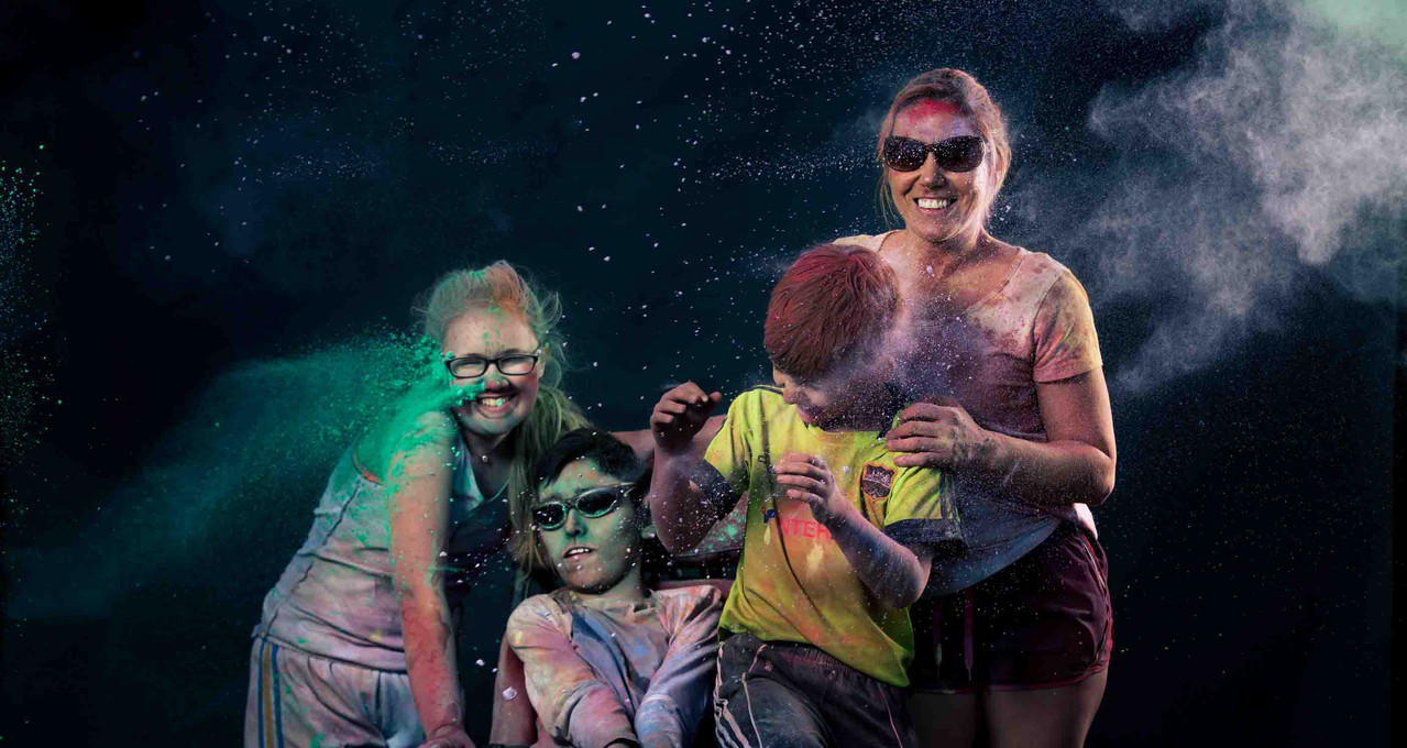 Colour Run SHoot - Denis Vahey Photography Commercial _ Portrait _ Advertising  (4 of 29)