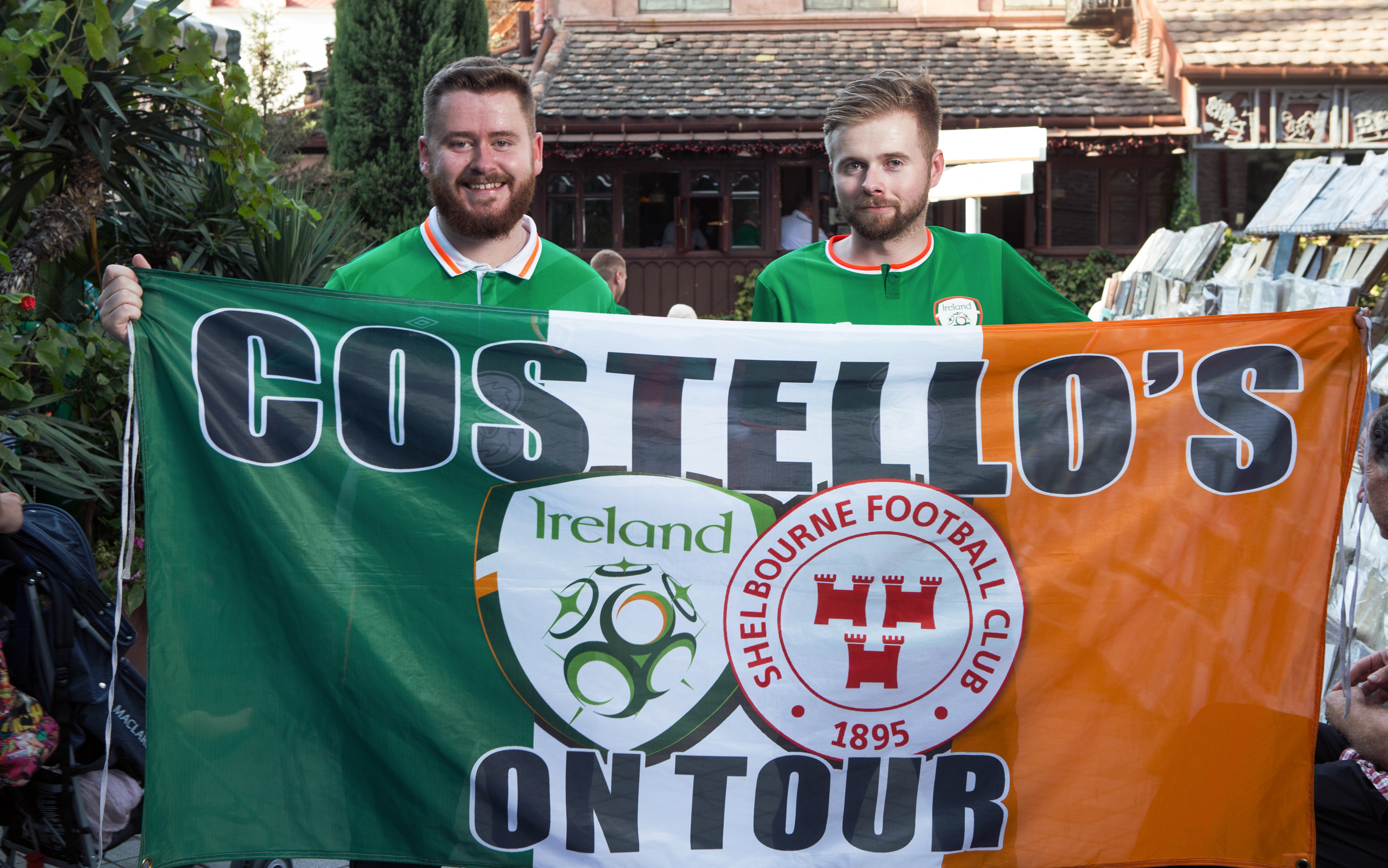 Kevin Moher & Aaron Costello