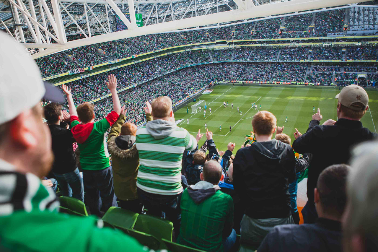 Match Day - Ireland 1-1 Austria WCQ June 2017 - Green Army - Denis Vahey Photography - Commercial _ Portrait _ Advertising - www.denisvahey.com-24