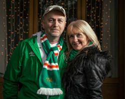 Paul and Linda Dornan