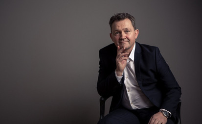 Michael O'Doherty - Portrait