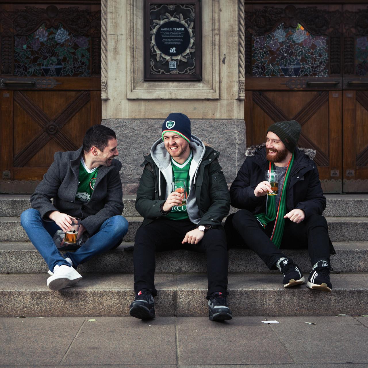 Johnny, Killian & Kieran