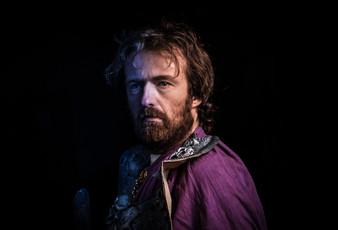 Liam O Maoldhomhnaigh - Portrait