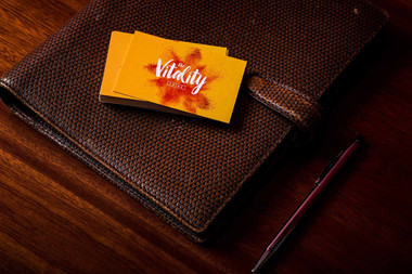 The Vitality Tribe - Commercial Photography