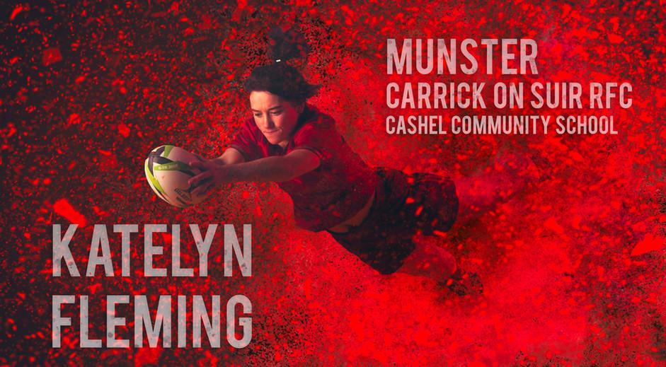 Katelyn Fleming - Munster Rugby