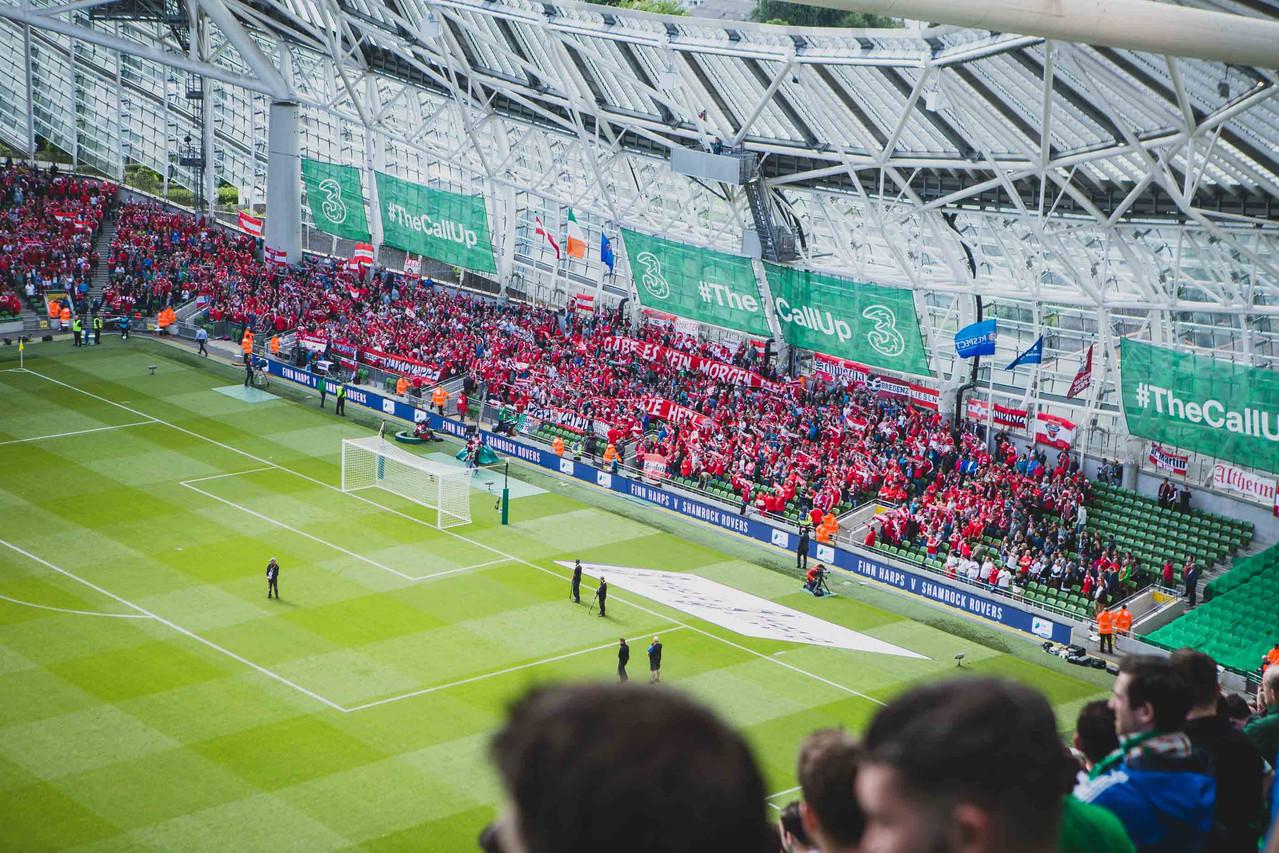 Match Day - Ireland 1-1 Austria WCQ June 2017 - Green Army - Denis Vahey Photography - Commercial _ Portrait _ Advertising - www.denisvahey.com-20