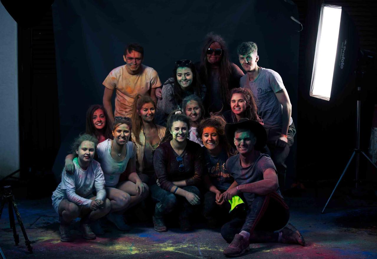 Colour Run SHoot - Denis Vahey Photography Commercial _ Portrait _ Advertising  (10 of 29)