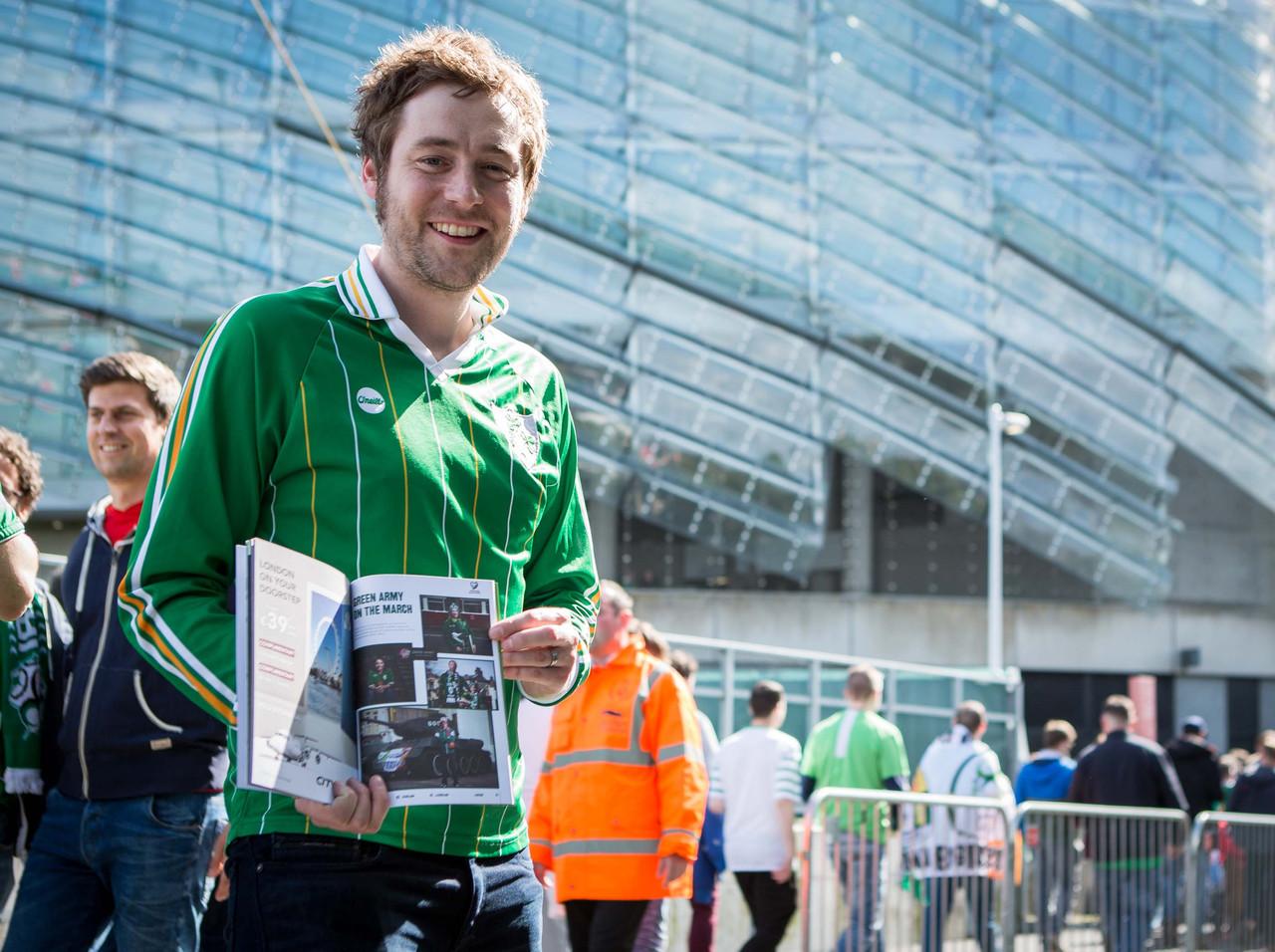 Match Day - Ireland 1-1 Austria WCQ June 2017 - Green Army - Denis Vahey Photography - Commercial _ Portrait _ Advertising - www.denisvahey.com-18