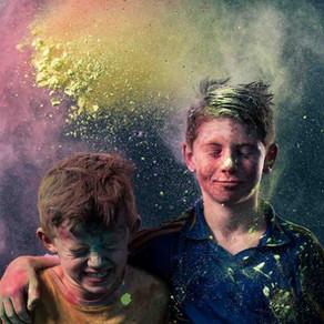 In photos: Colour Run Portraits