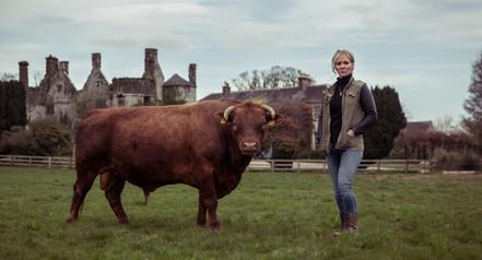 Bull & I. Eavaun Carmody - Portrait