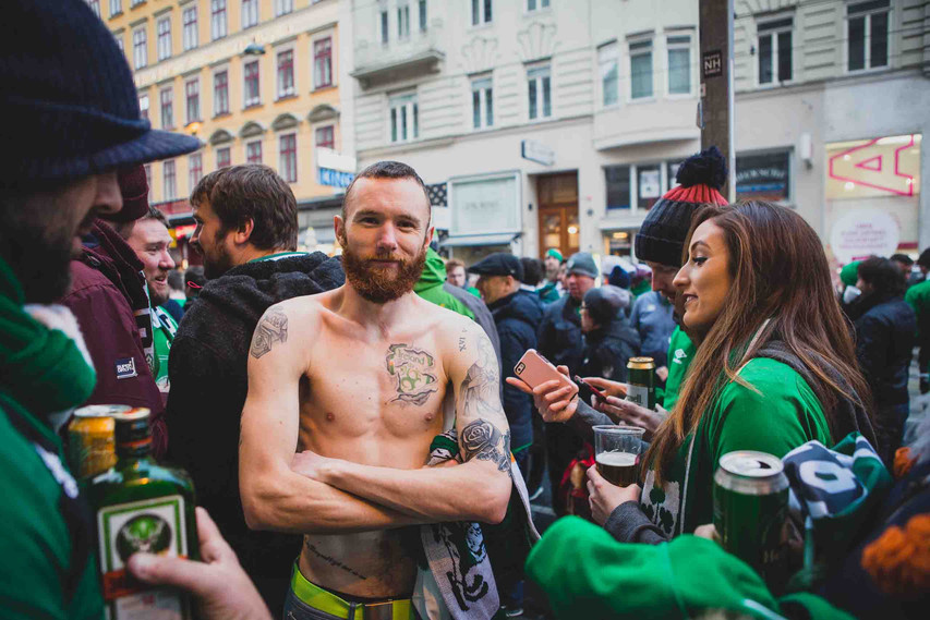 Green Army in Vienna
