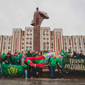 Matchday In Photos: Moldova & Transnistria