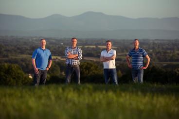 Crowe's Farm - Commercial Portrait Photography