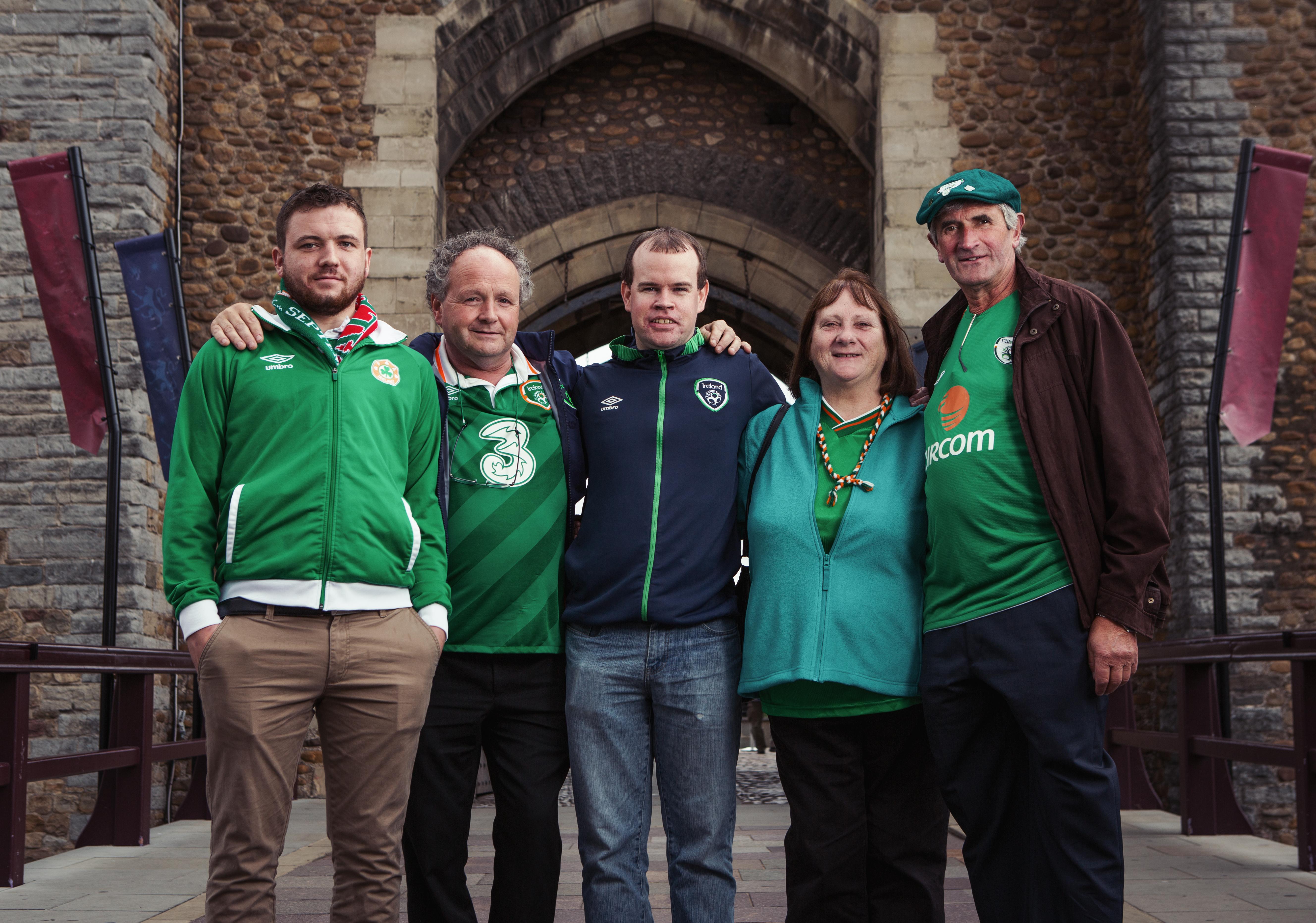 Green Army - Cardiff 2018