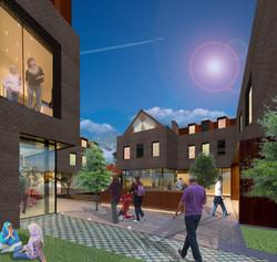Clapham Courtyard