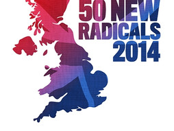 HWP Nominated as one of Britain's 50 New Radicals
