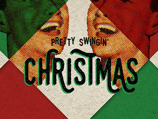 Pretty Swingin' Christmas now available!