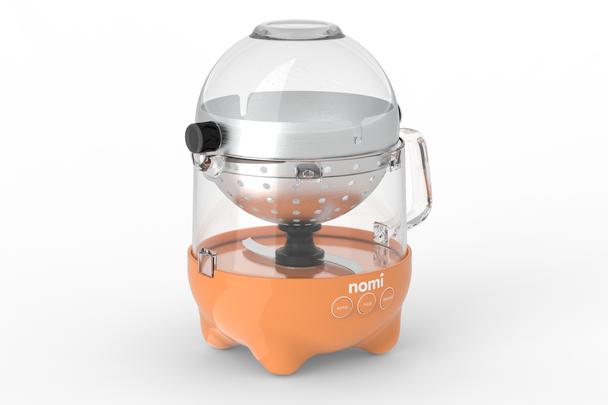 Blender with Swivel Ball