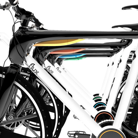 Flux Commuter Bicycle - Michelin