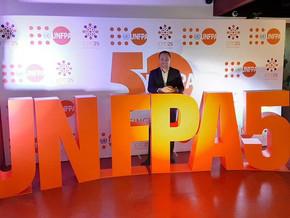 """Андрій Ткачов-""""UNFPA,Фонду ООН у галузі народонаселення велика подяка"""""""