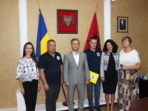 KHC & Почесне консульство Албанії в Україні