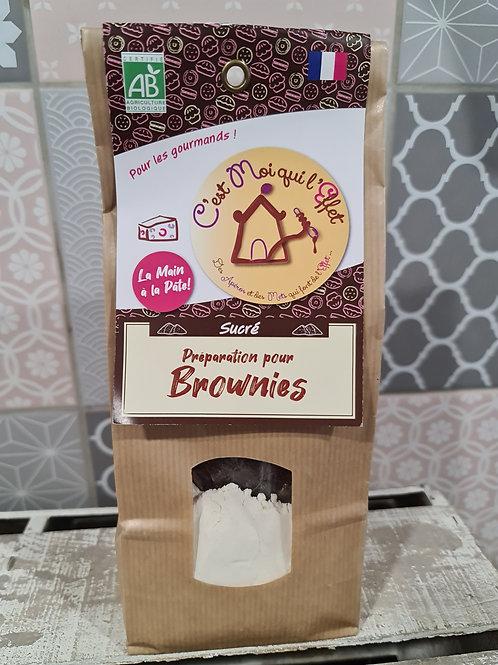Kit pour Brownie 16 parts BIO