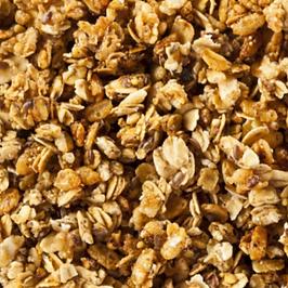 granola bio super aliment petit déjeuner sain