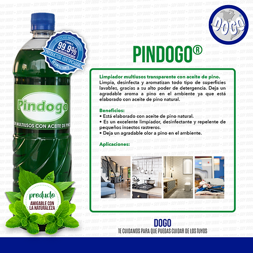 PinoDogo Transparente