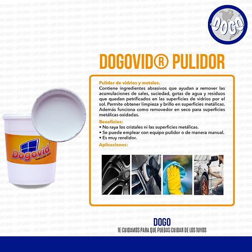 DogoVid Pulidor de Vidrios y Metales