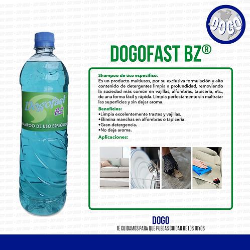 DogoFast BZ Shampoo Uso Especifico