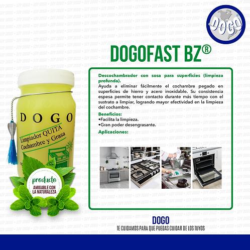 DogoFast Bz Descochambrador con Sosa