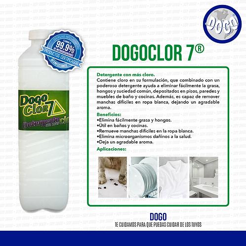 DogoClor Detergente con más Cloro