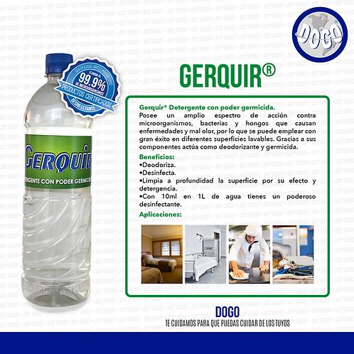Gerquir Sanitizante ambiental (concentrado)