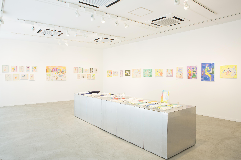 黒田愛里 個展「この街のこと」会期無事終了しました。