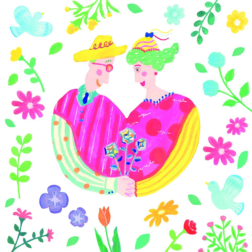 福岡県 結婚応援キャンペーン冊子