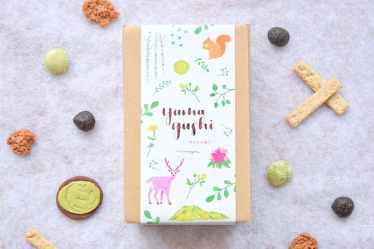 """やまのお菓子""""yamagashi"""""""
