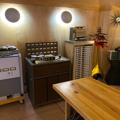 Studer J37, MCI JH16 and Dolby SR